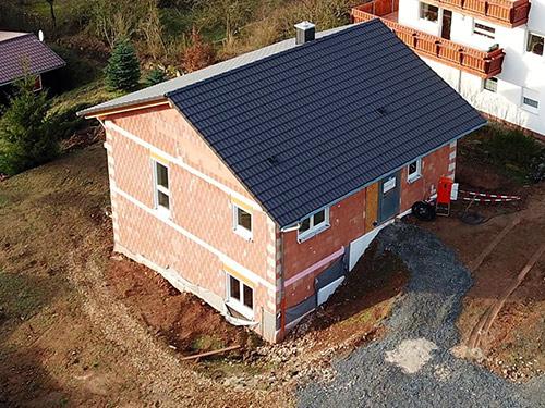 Bauprojekt in Elben 4